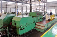 天津镀锌方管厂生产设备
